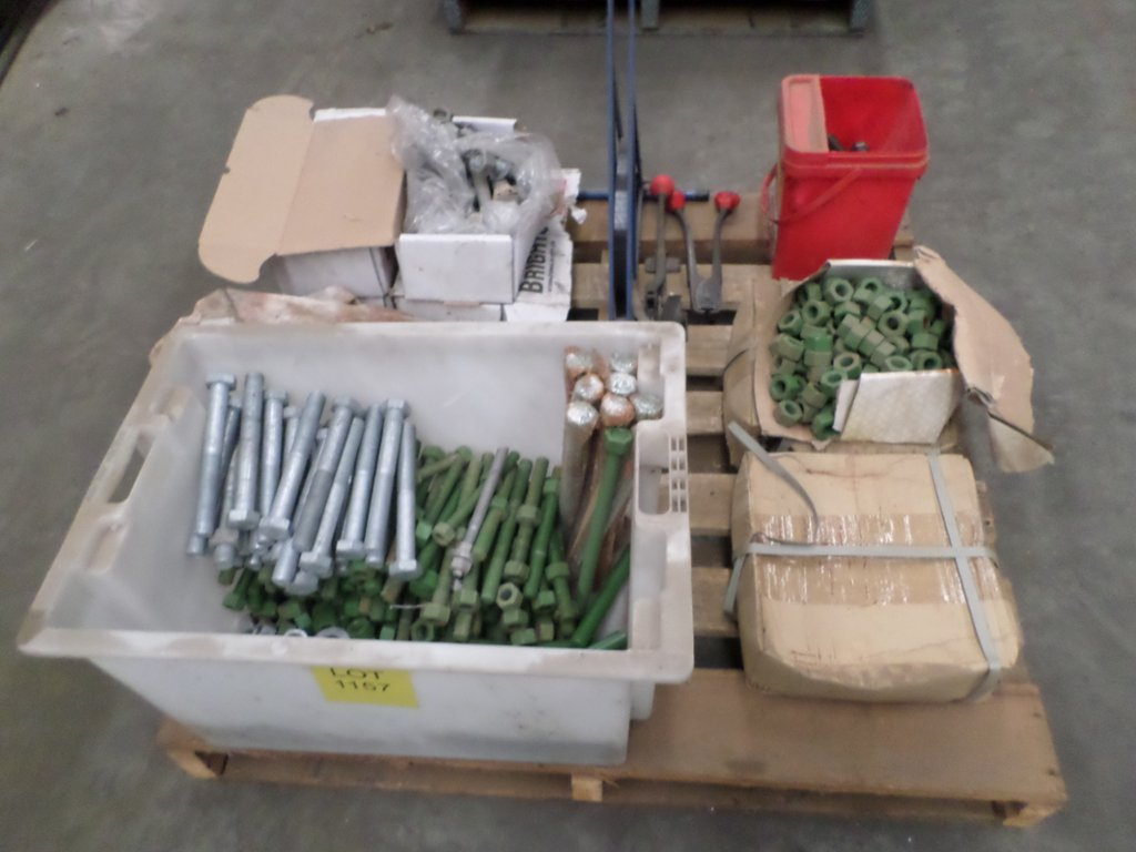 Allowance for hardware to pallet for Allotment tools for sale
