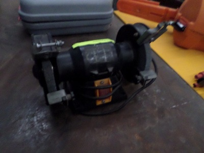 Small Bench Grinder
